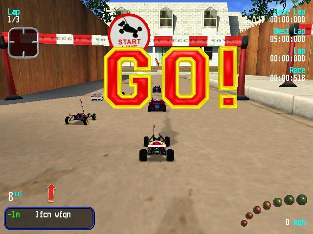 Игры гонки игрушечные машины