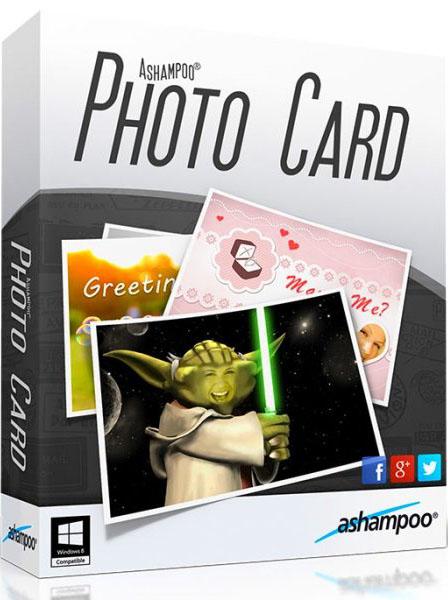 Ashampoo Photo Card – сделать открытки из фото