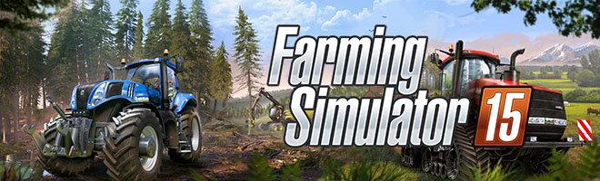 Farming Simulator 15 (2014) PC – торрент