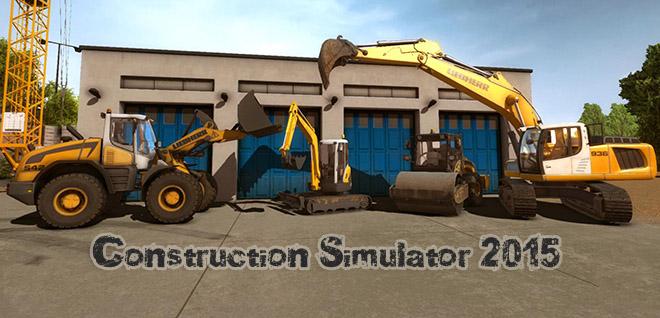 Construction Simulator 2015 Gold Edition v1.1.45 – торрент