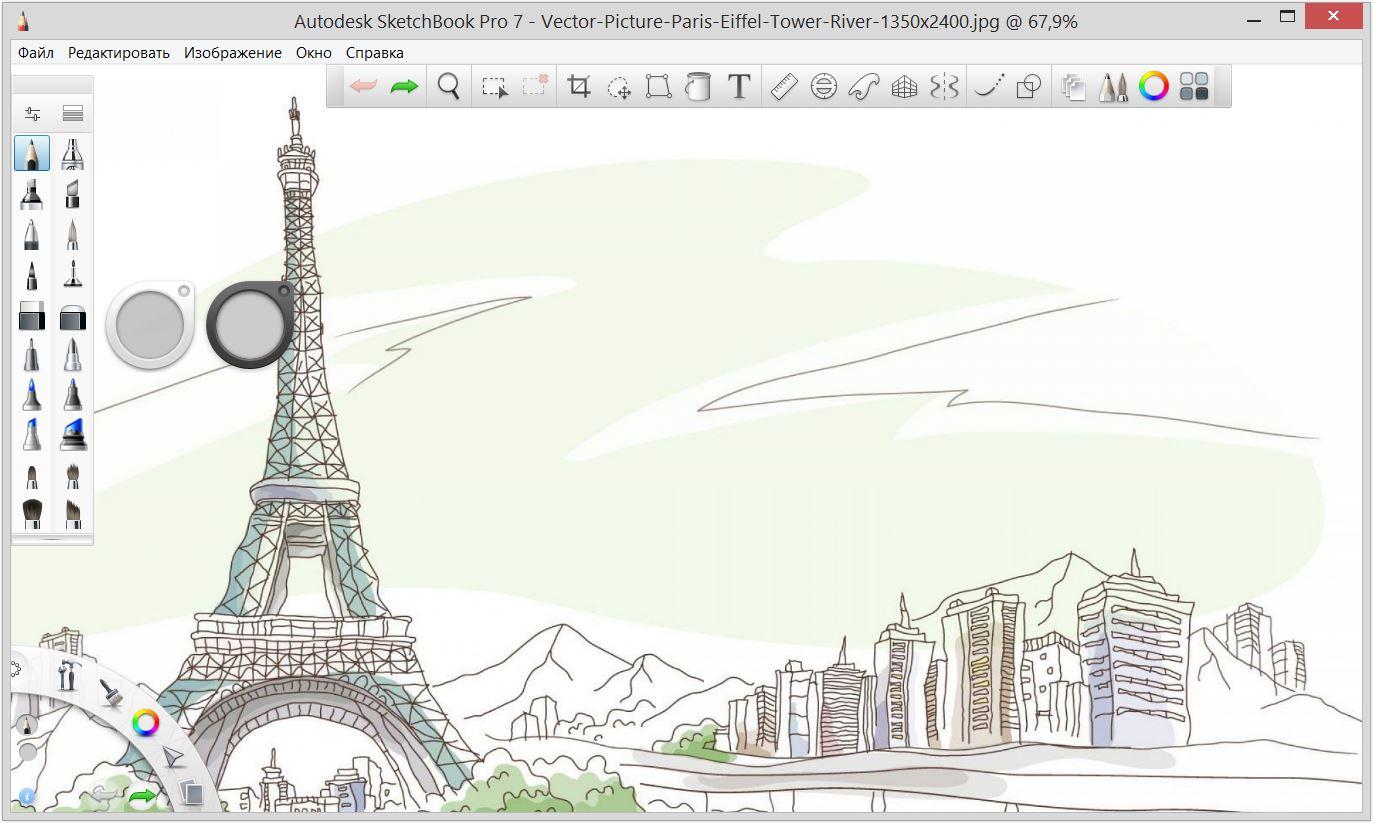Sketchbook скачать на компьютер торрент