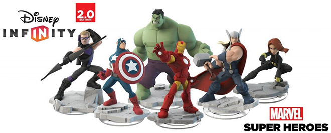 Disney Infinity 2.0: Marvel Super Heroes (2014) PC – торрент