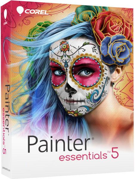 Corel Painter Essentials 5 - программа для рисования