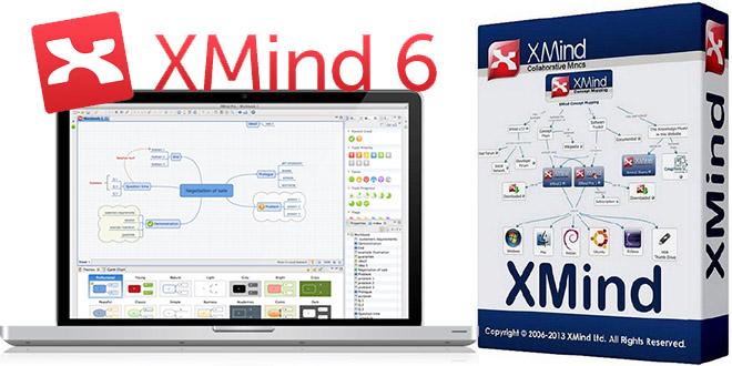 XMind 6 Pro на русском