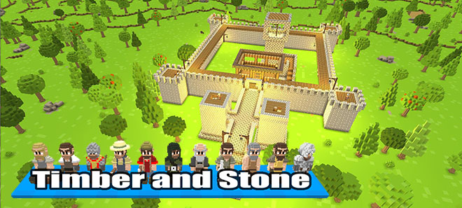 Timber and Stone v1.71 – полная версия