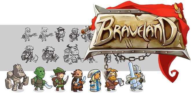 Braveland - полная версия на русском