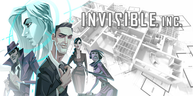 Invisible, Inc. v173288 - на русском