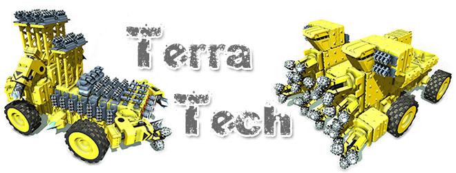 Игра: TerraTech v0.7.7 - песочница-конструктор