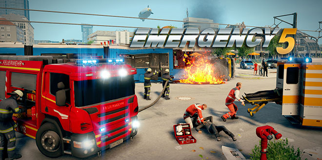 Emergency 5 Deluxe Edition v2.0.2 – торрент