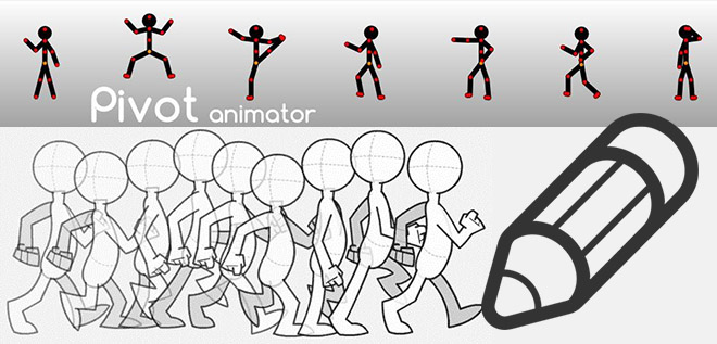 Pivot Animator v4.2.6 – программа для создания мультиков