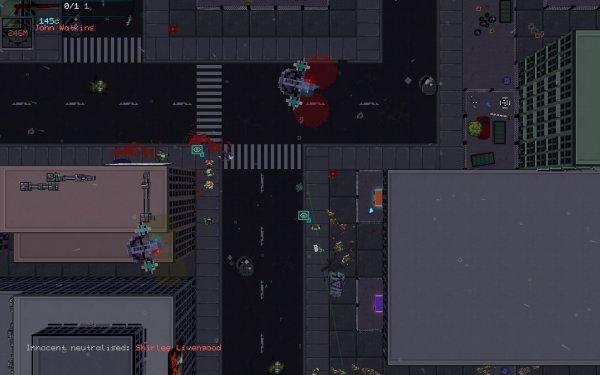 Metrocide v0.9.9.1 - симулятор наемного убийцы