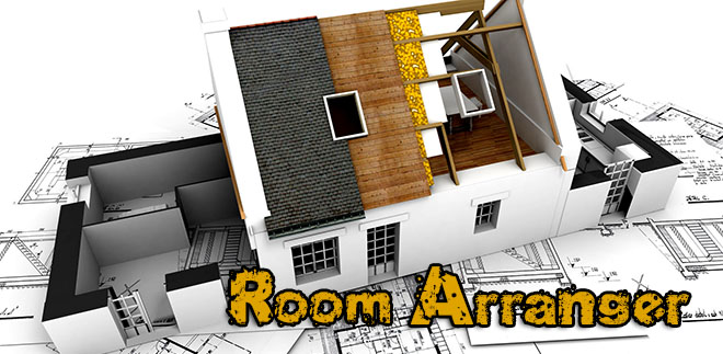 Room Arranger + ключ - программа для дизайна помещений