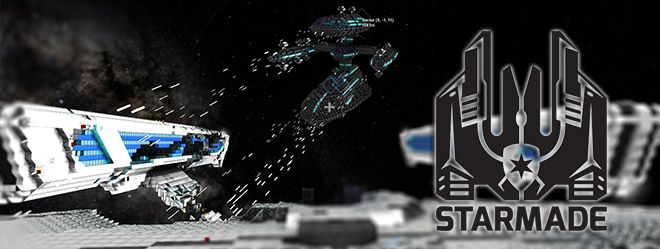 StarMade v0.201.373 - космический 3D-шутер