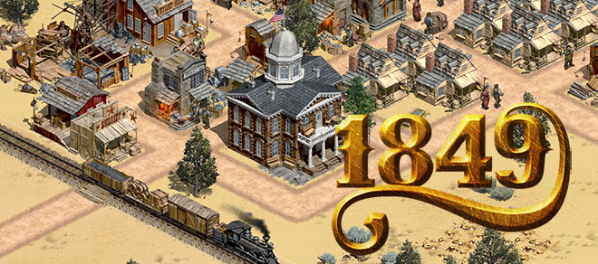 Игра: 1849 (2014) PC на русском - полная версия