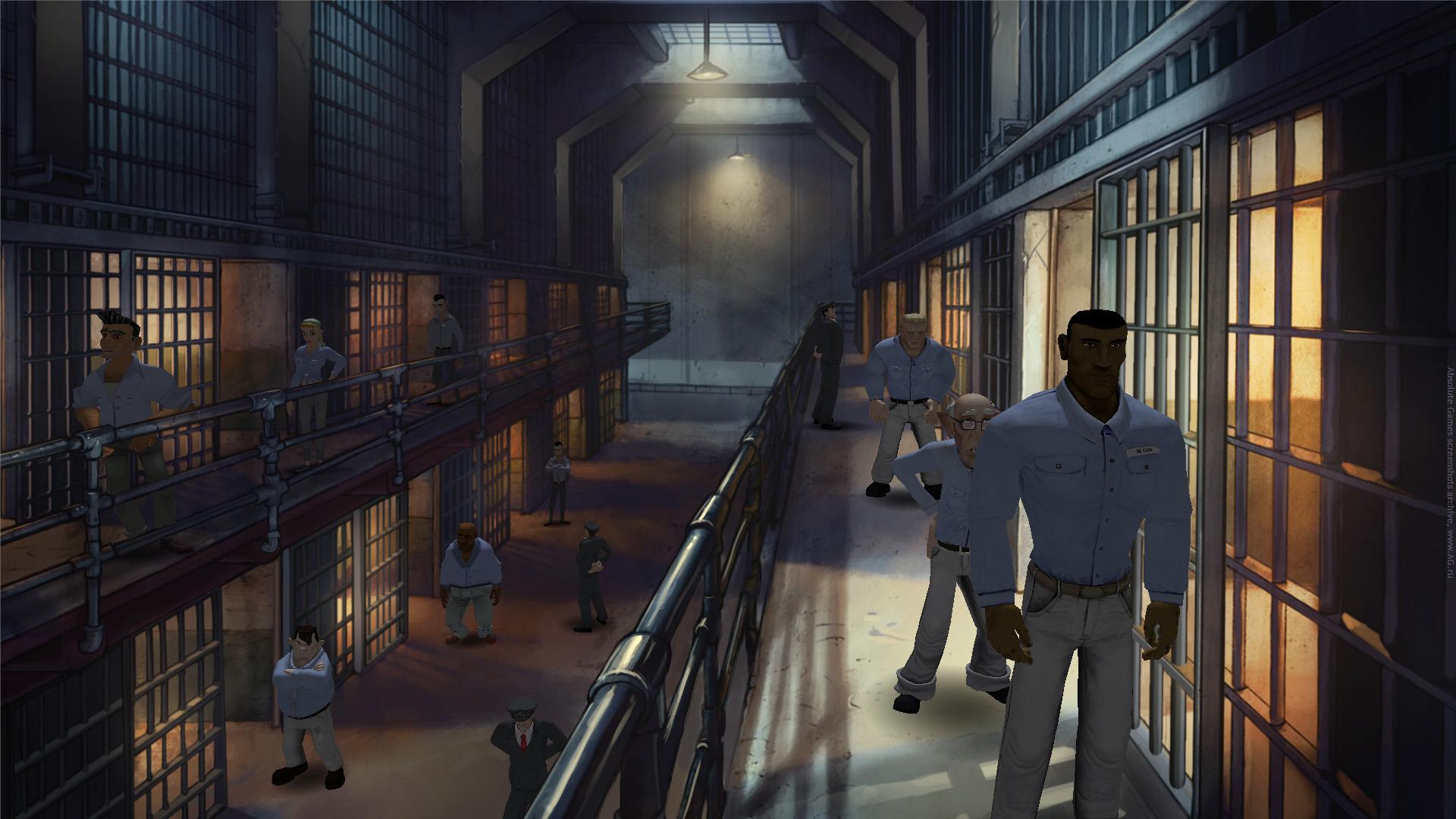 игра побег из тюрьмы торрент игра