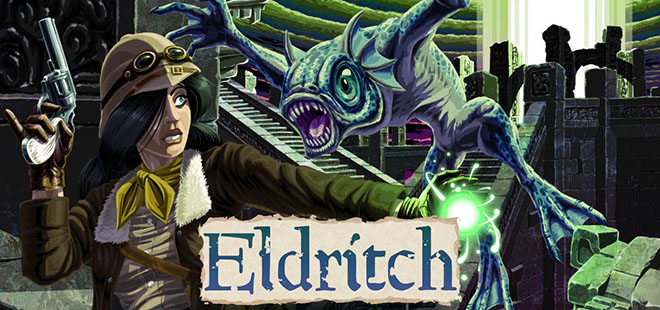 Eldritch build 394 + DLC – полная версия на русском языке