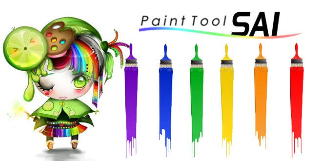 Paint Tool SAI 1.2.0 на русском – ключ встроен