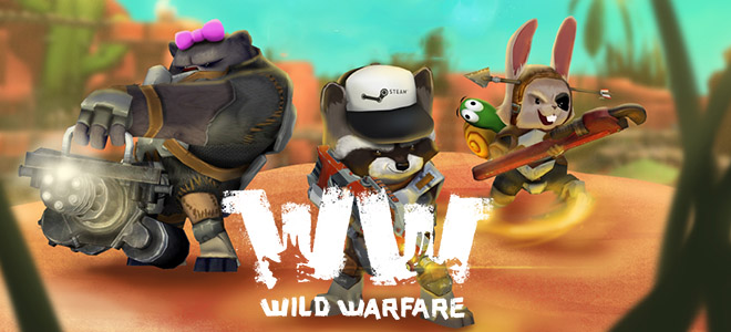 Wild Warfare - игра на стадии разработки