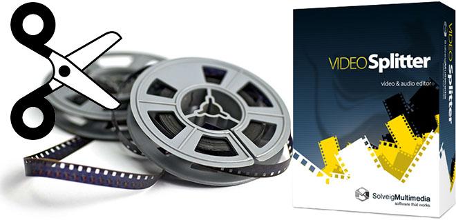 SolveigMM Video Splitter + ключ – обрезать видео или аудио файл