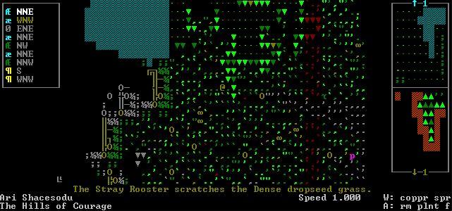 Dwarf Fortress v0.47.04 на русском