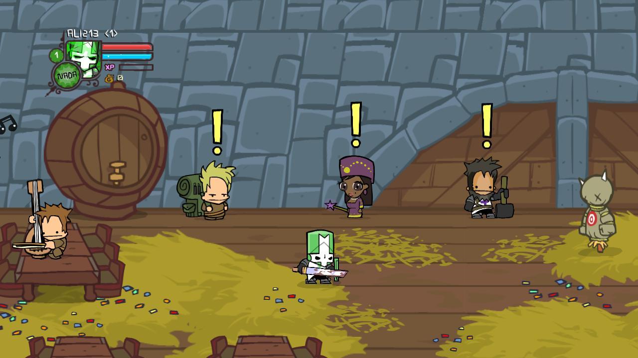 castle crashers скачать игру на компьютер бесплатно