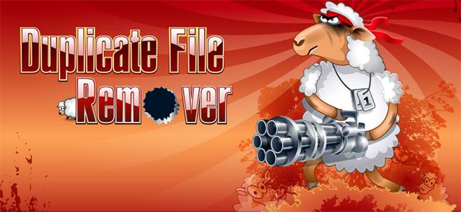 Duplicate File Remover – поиск одинаковых файлов
