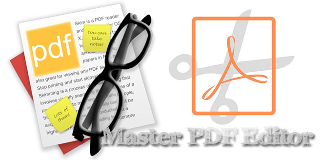 Master PDF Editor – редактор PDF файлов