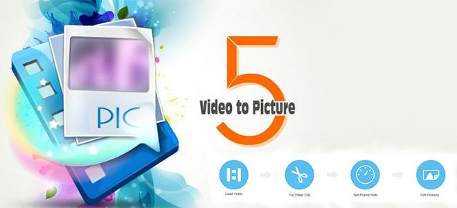 Video to Picture Converter - конвертировать видео в изображение и GIF