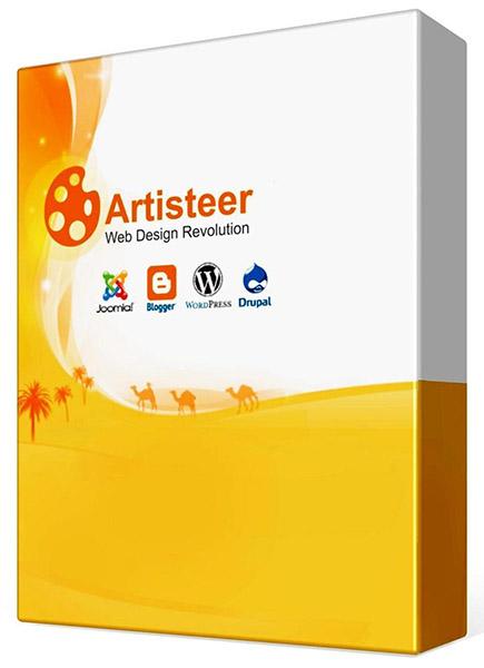 Artisteer – программа для создания веб-сайтов