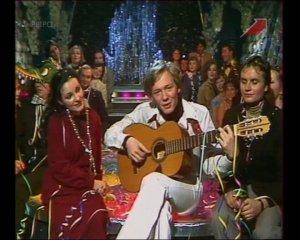 Новогодний голубой огонёк в СССР (1982 год)