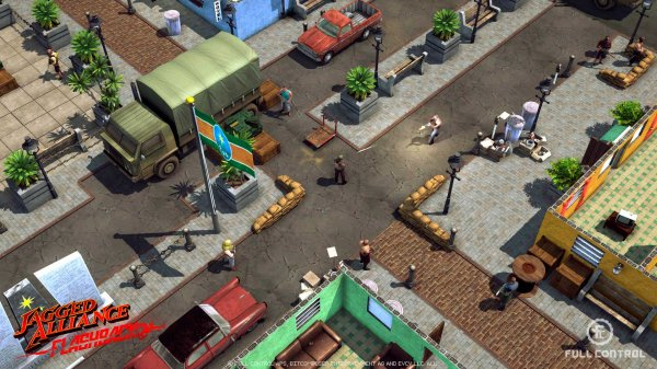 Jagged Alliance: Flashback (2014) PC – торрент