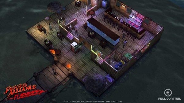 Jagged Alliance: Flashback (2014) PC – торрент