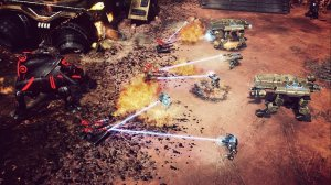 Command & Conquer 4: Tiberian Twilight (2010) PC – торрент