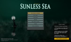 Sunless Sea v2.2.6.3150 PC - на русском