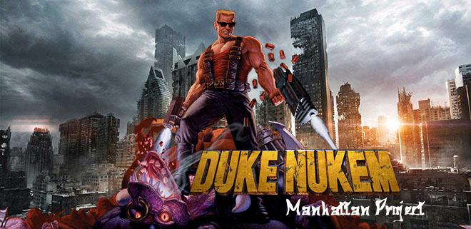 Duke Nukem: Manhattan Project v1.0.1 – на русском