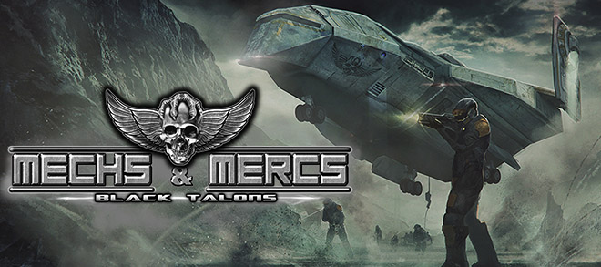 Mechs & Mercs: Black Talons (2015) PC – торрент