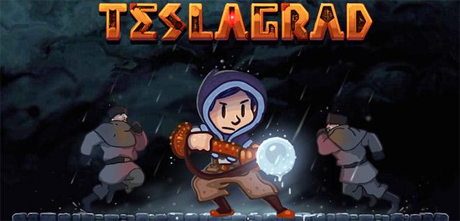 Теслаград / Teslagrad (2013) PC – на русском