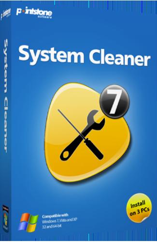 Pointstone System Cleaner – очистка компьютера