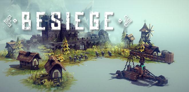 Besiege v1.05 12536 – игра конструктор