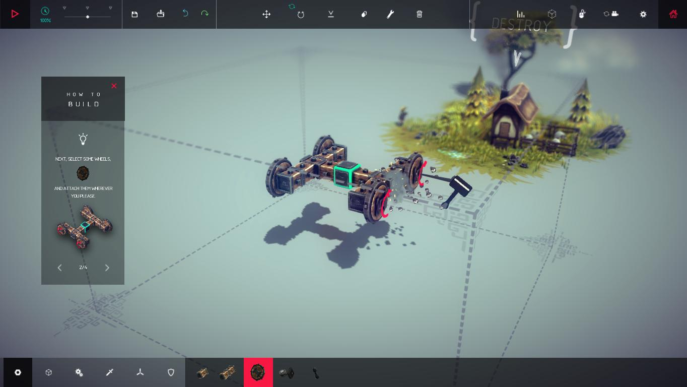 Игра конструктор скачать на компьютер