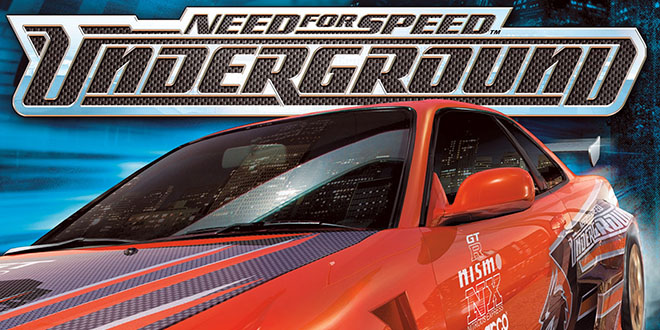 Need for Speed: Underground - скачать игру