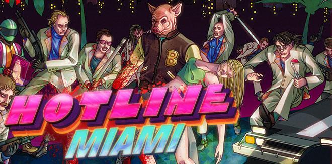 Горячая линия Майами / Hotline Miami v1.1 (2012) PC - русификатор вшит