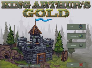King Arthur's Gold Build 2628 - полная версия