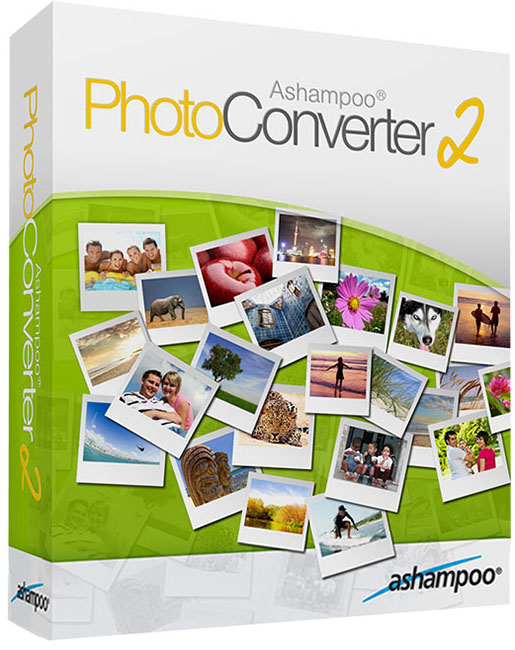 Ashampoo Photo Converter 2.0.0 + активация