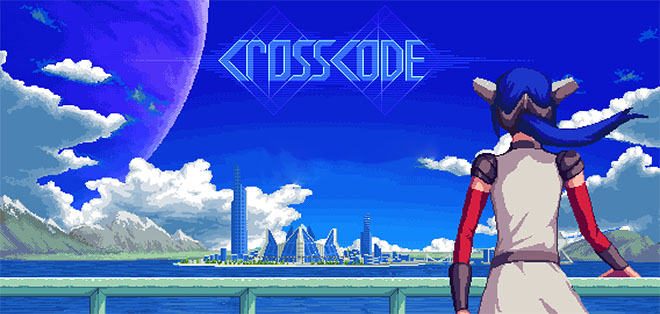 CrossCode v0.9.8 - игра на стадии разработки