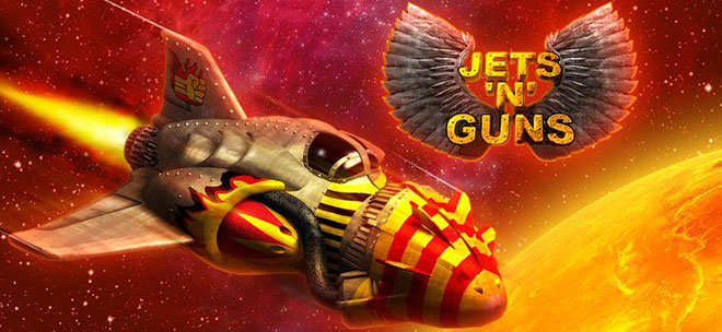 Jets'n'Guns v1.212 GOLD на русском