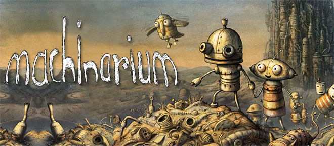 Machinarium PC – игра Машинариум на компьютер
