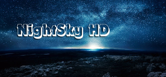 Игра: NightSky HD полная версия