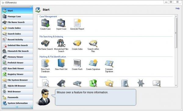 PassMark OSForensics Pro + ключ