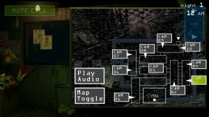 Five Nights at Freddy's 3 на Android